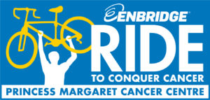 Enbridge Ride to Conquer Cancer Logo