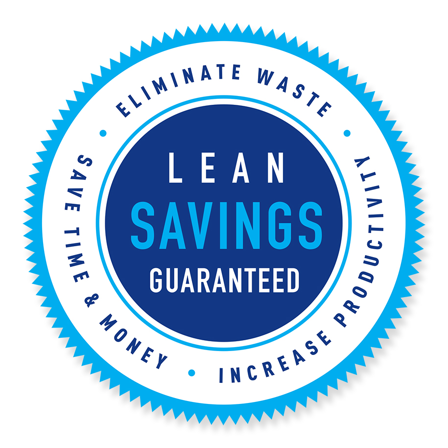 Lean Savings Guarantee logo
